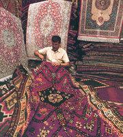 Beautiful Persian Rug History